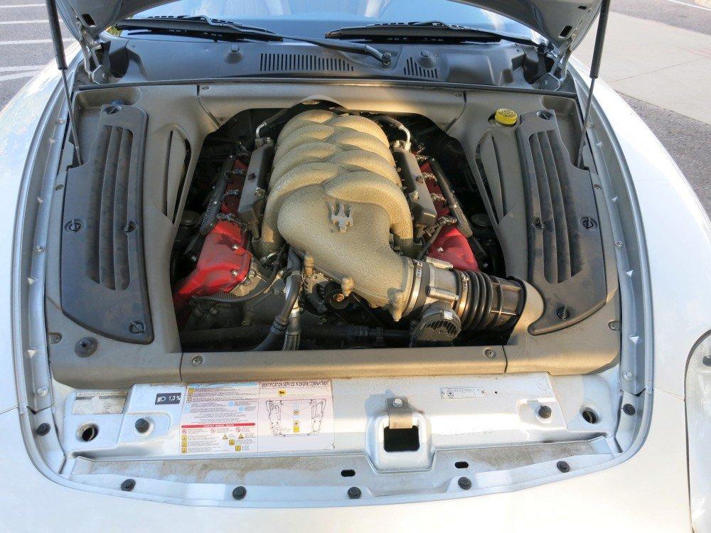 Maserati Cambiocorsa / 4.2ltr V8 4200cc / 2004 For Sale (picture 4 of 6)