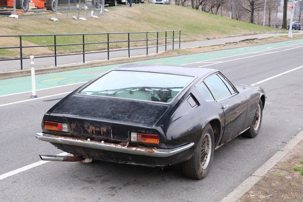 # 23252 1967 Maserati Ghibli with Matching Numbers For Sale (picture 3 of 5)