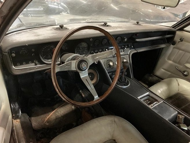 # 23252 1967 Maserati Ghibli with Matching Numbers For Sale (picture 4 of 5)