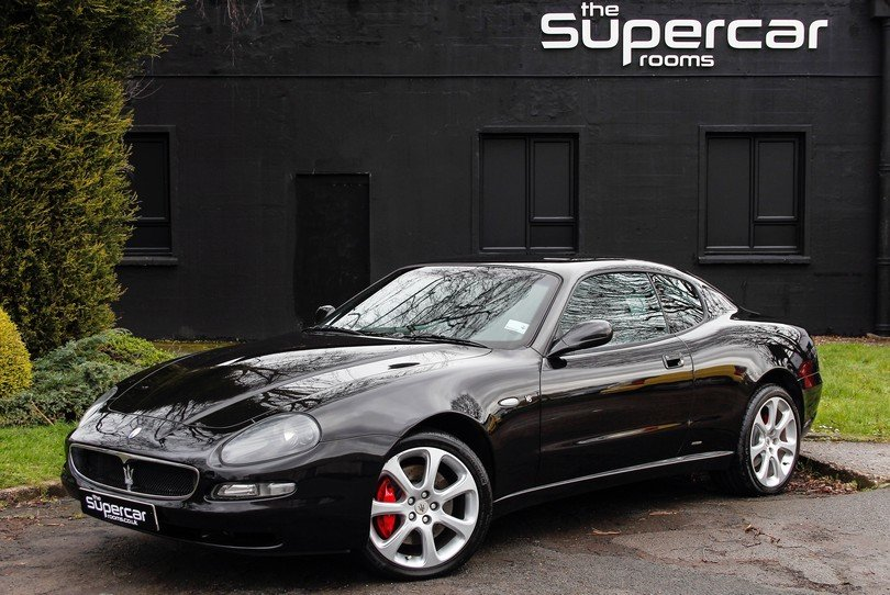 Maserati 4200 - 2003 - Manual - 69K Miles For Sale (picture 1 of 6)