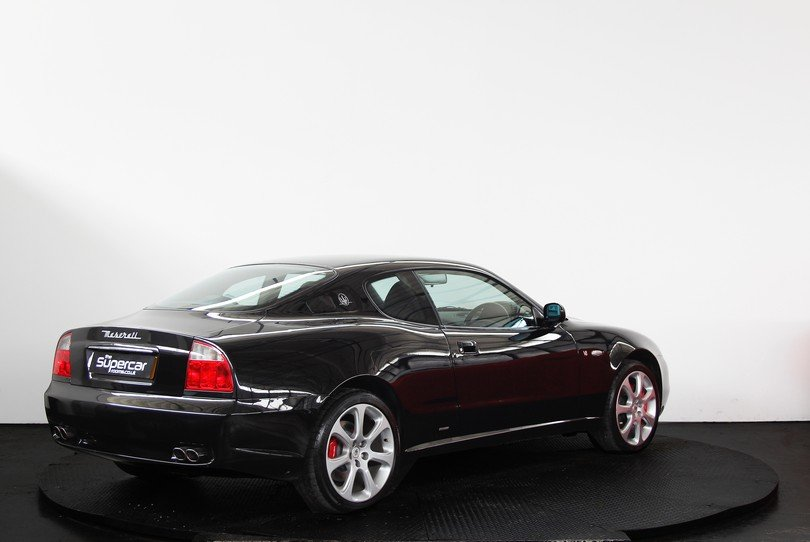 Maserati 4200 - 2003 - Manual - 69K Miles For Sale (picture 3 of 6)