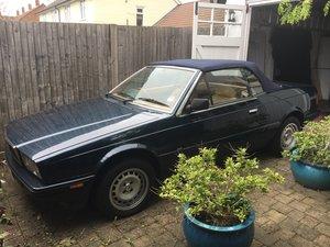 1987 Maserati Biturbo Spyder For Sale
