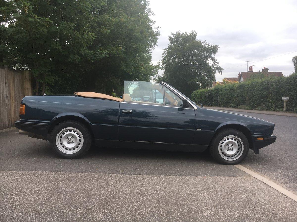 1987 Maserati Biturbo Spyder For Sale | Car and Classic