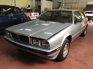 Maserati Biturbo Coupè series 1