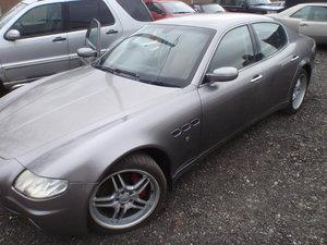 2004 Maserati Quattroporte 4.2 v8  Ferrari engine?