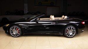 2011 Maserati Gran Turismo Cabriolet F1 Black(~)Tan $44.9k