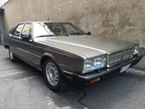 1983 MASERATI QUATTROPORTE 4.9 MANUAL  For Sale