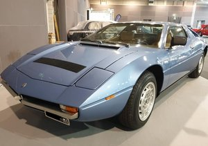 1978 MASERATI MERAK 3.0 SS 56000 KM ONE OWNER For Sale