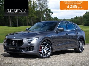 Maserati  LEVANTE  D 3.0 V6 DIESEL AUTO  39,948