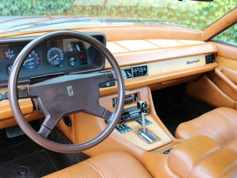 1985 Maserati QP Series III For Sale (picture 3 of 6)