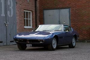 1967 Maserati Ghibli Coupe Fully Restored