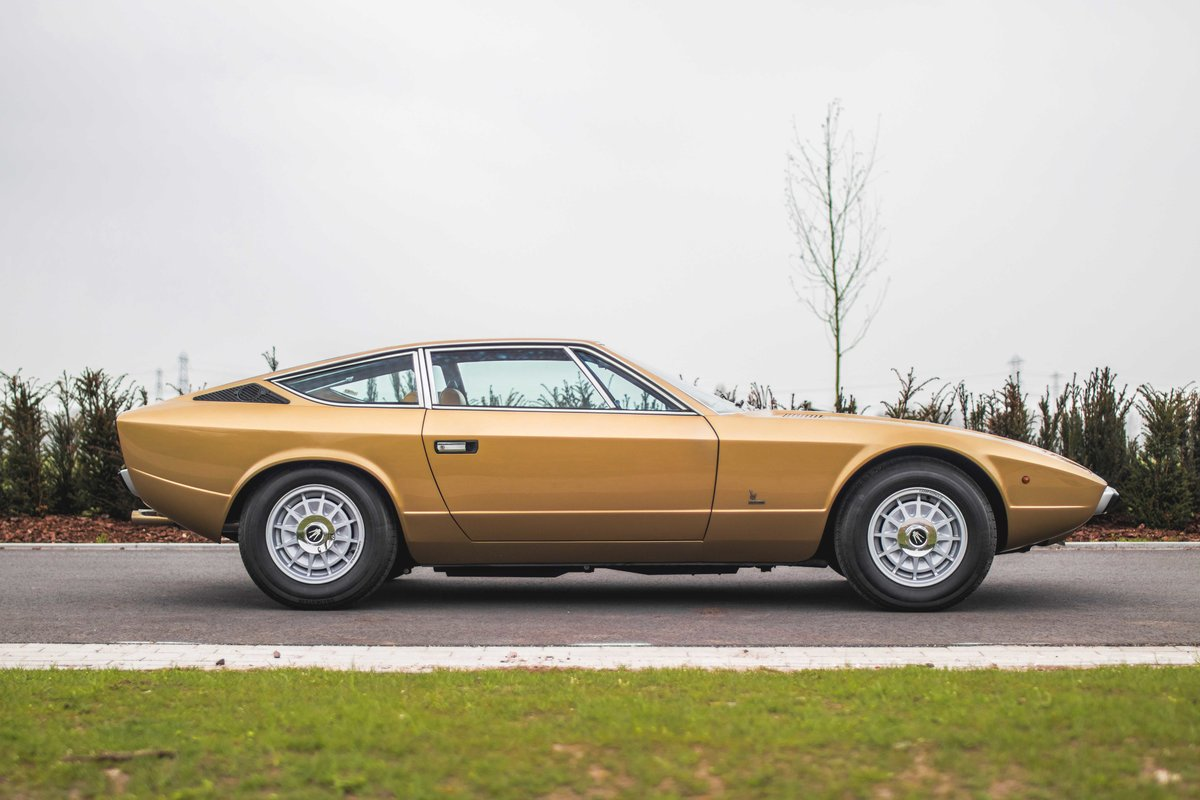 1978 Maserati Khamsin - DEPOSIT TAKEN - More Wanted For Sale (picture 3 of 6)