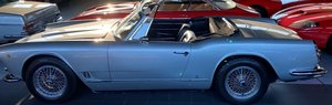 1964 Maserati 3500 GTi spyder vignale