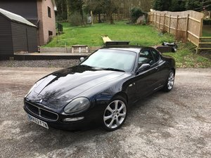 2004 Maserati 4200 GT Coupe Manual