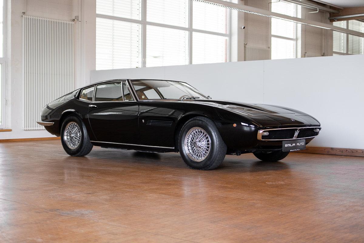 1969 Maserati Ghibli 4700 For Sale (picture 1 of 6)