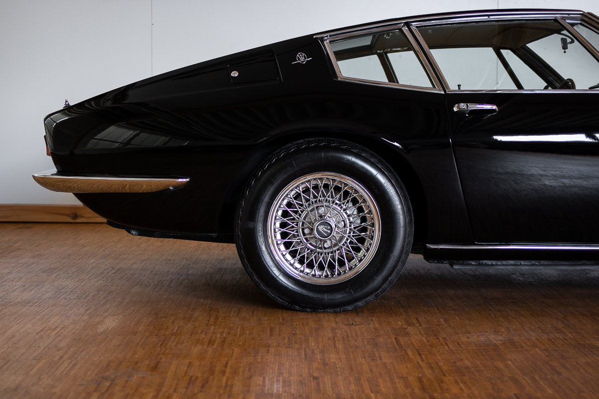 1969 Maserati Ghibli 4700 For Sale (picture 3 of 6)