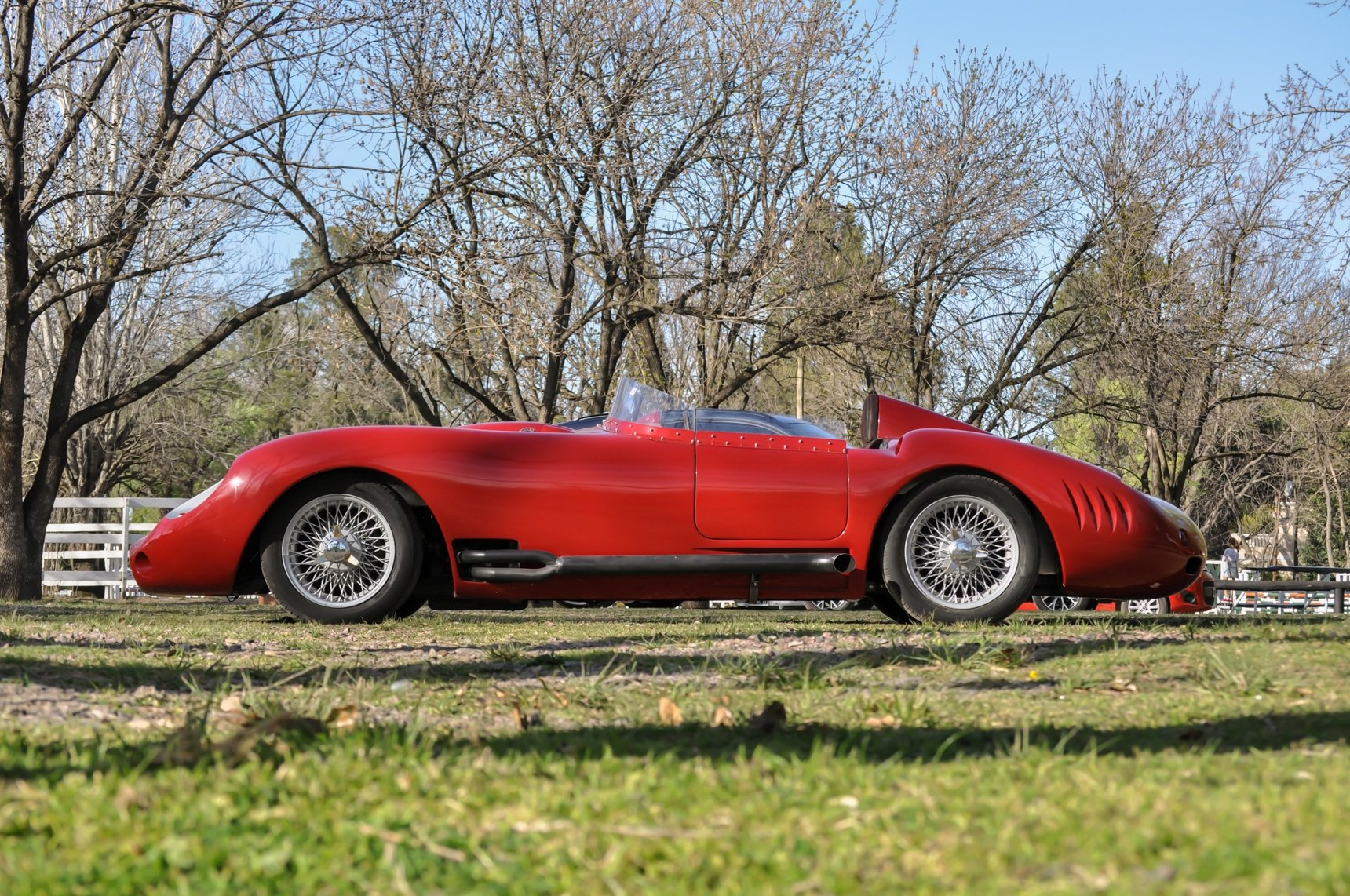 1957 Maserati 450S V8 (Recreation) For Sale (picture 2 of 6)
