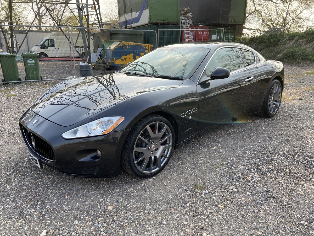 2007 Maserati Gran Turismo 4.2 V8 immaculate High Spec  For Sale (picture 4 of 6)