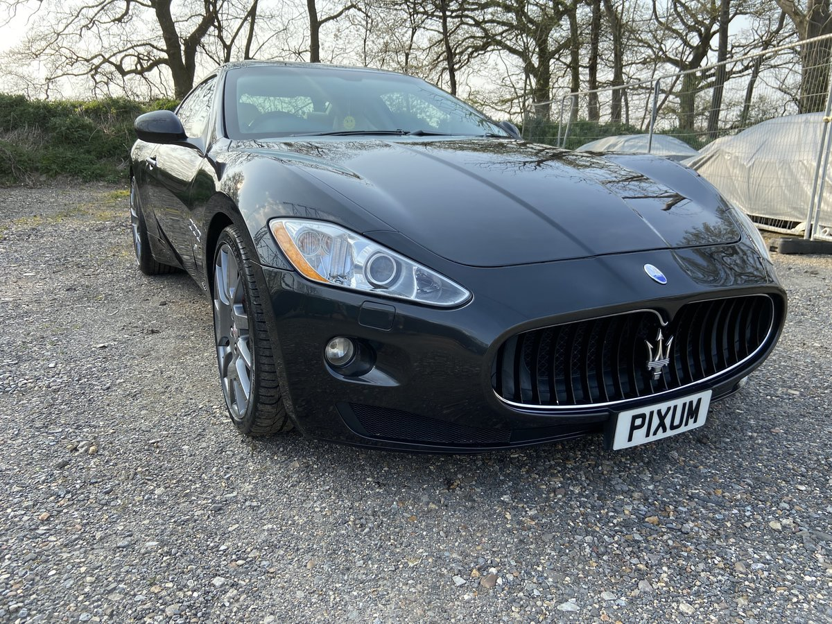 2007 Maserati Gran Turismo 4.2 V8 immaculate High Spec  For Sale (picture 5 of 6)