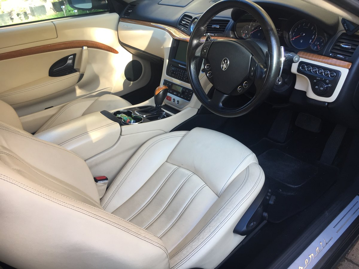 2007 Maserati Gran Turismo 4.2 V8 immaculate High Spec  For Sale (picture 6 of 6)