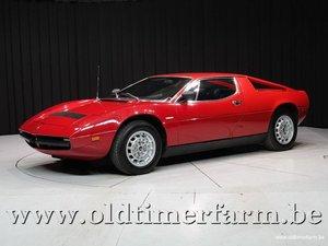 1975 Maserati Merak 3000 SS Coupé '75 For Sale