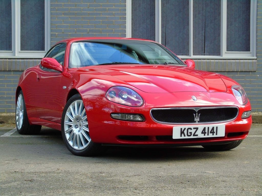 2002 Maserati Coupe 4.2 Cambiocorsa GREAT CONDITION ONLY ...