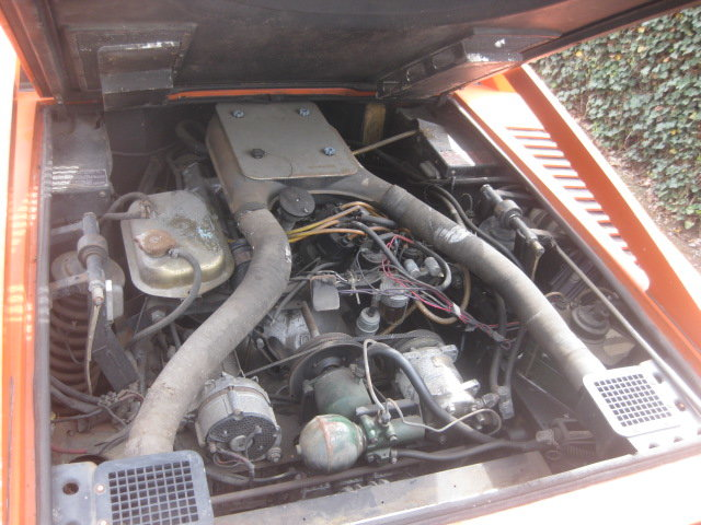 1974 Maserati Merak Coupe 3.0 , Project ( Ex Holywood ) For Sale (picture 5 of 6)