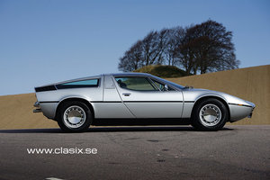 1973 Maserati Bora very original in excellent condition