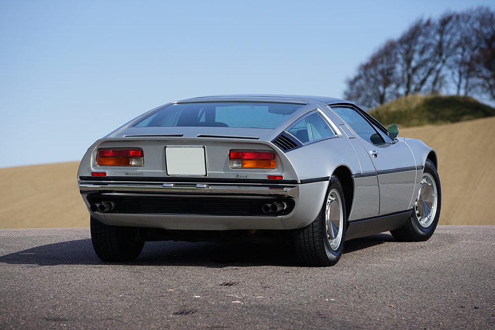 1973 Maserati Bora very original in excellent condition For Sale (picture 2 of 6)