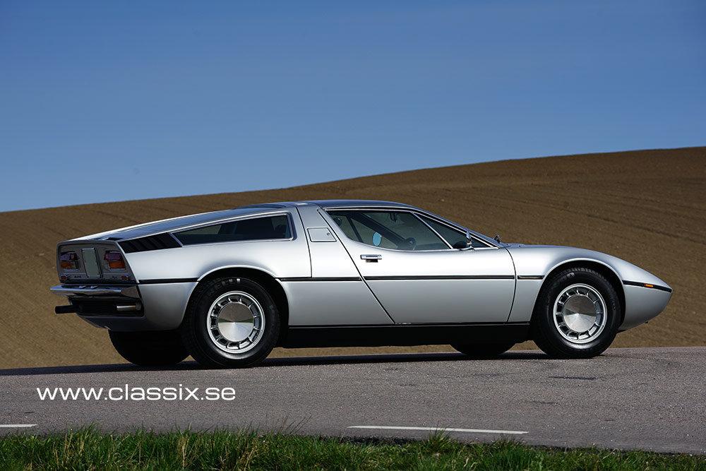 1973 Maserati Bora very original in excellent condition For Sale (picture 6 of 6)