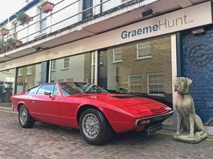 1979 Maserati Khamsin - restored condition