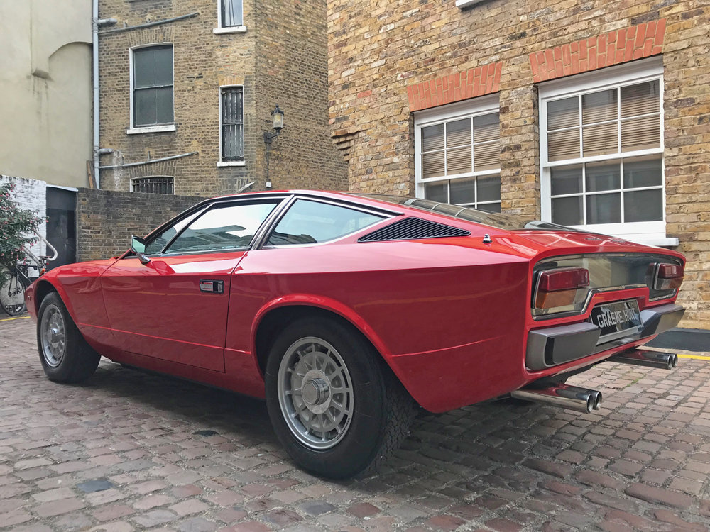 1979 Maserati Khamsin - restored condition For Sale (picture 7 of 24)