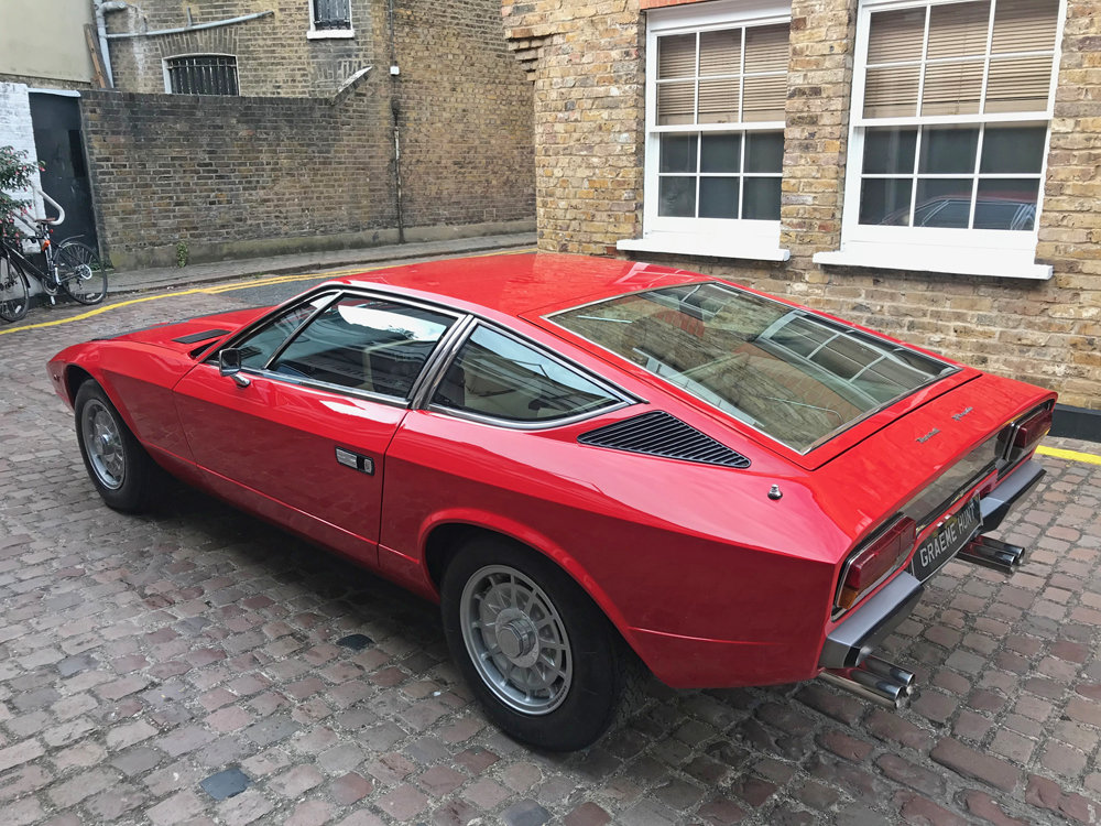 1979 Maserati Khamsin - restored condition For Sale (picture 11 of 24)