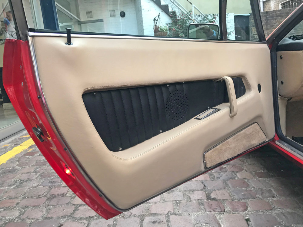 1979 Maserati Khamsin - restored condition For Sale (picture 13 of 24)