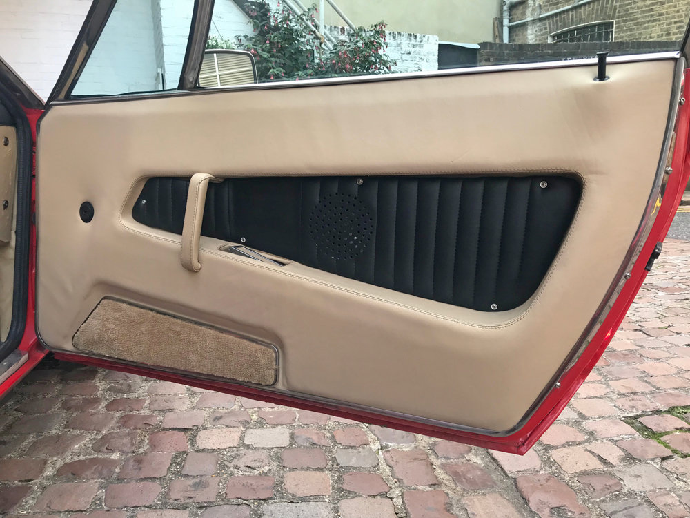 1979 Maserati Khamsin - restored condition For Sale (picture 14 of 24)