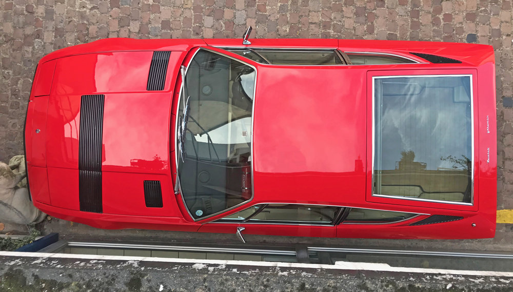 1979 Maserati Khamsin - restored condition For Sale (picture 22 of 24)
