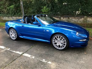 Maserati Gransport Spyder, 1 Of Only 26 UK Cars, Exceptional