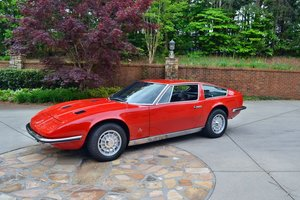Maserati Indy 4900 - Nicely restored