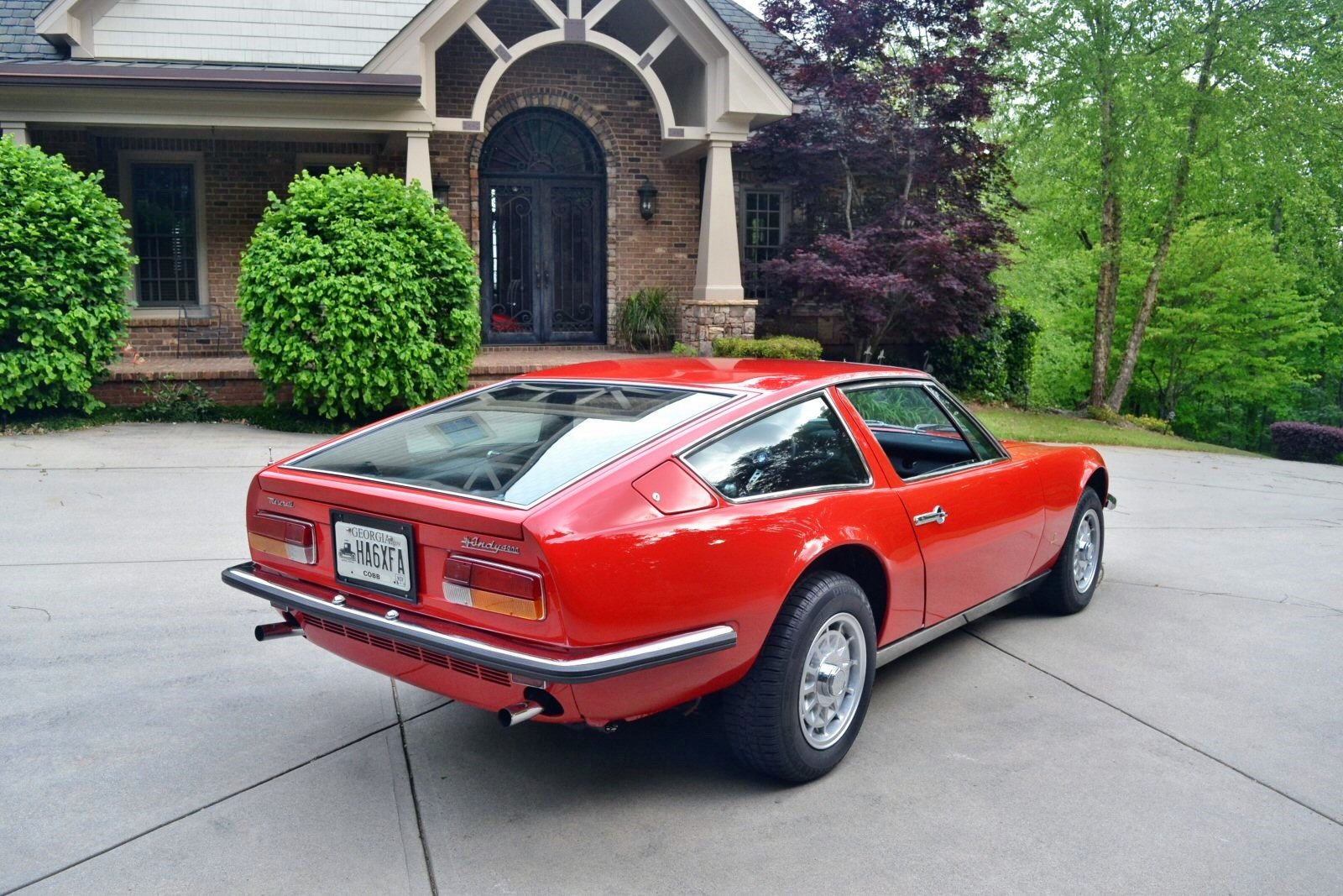 1973 Maserati Indy 4900 - Nicely restored For Sale   Car ...