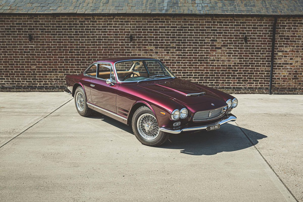1962 Maserati Sebring Series I For Sale (picture 4 of 6)