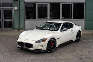 2012 Maserati Gran Turismo S SOLD