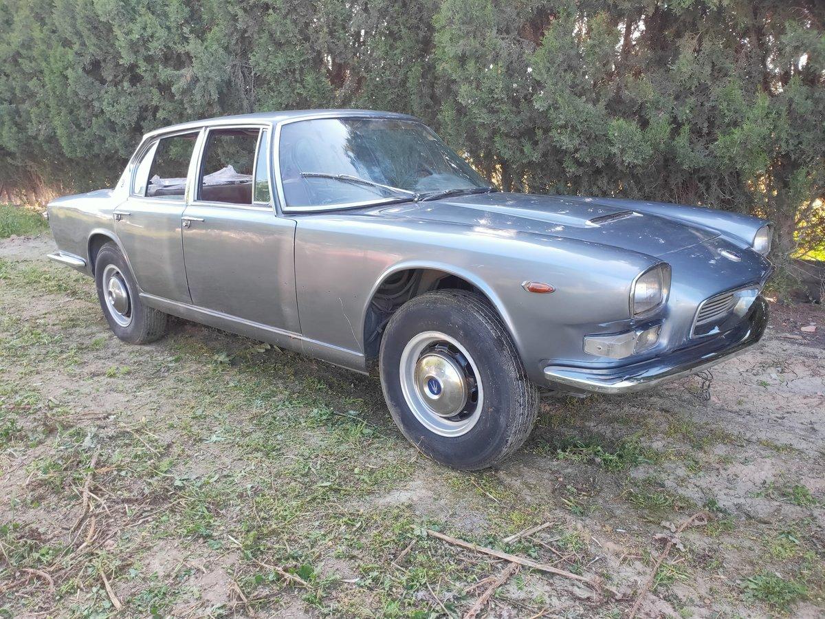 1966 Maserati Quatroporte 1 For Sale (picture 1 of 6)
