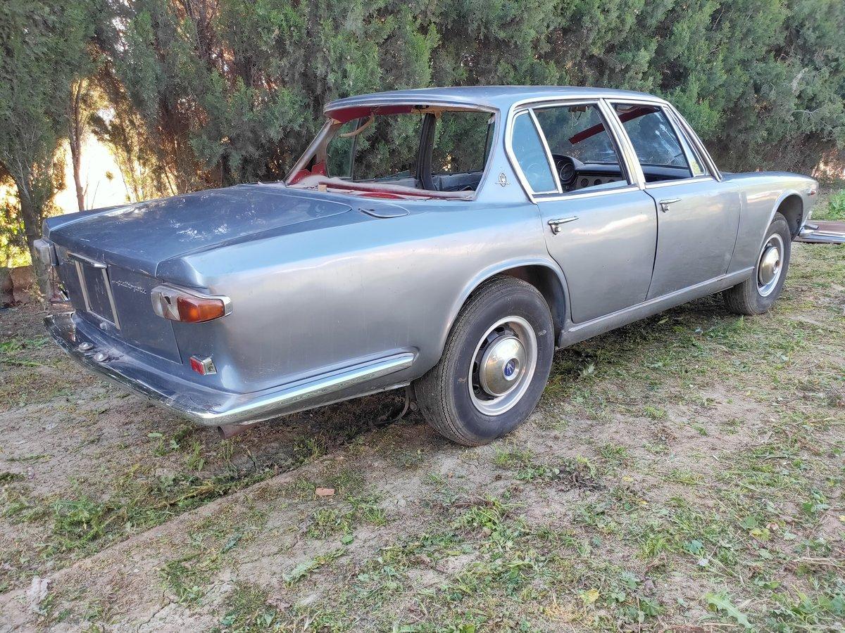 1966 Maserati Quatroporte 1 For Sale (picture 2 of 6)