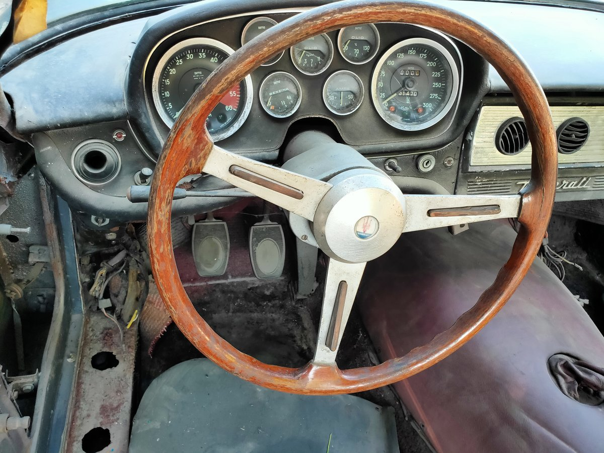 1966 Maserati Quatroporte 1 For Sale (picture 4 of 6)