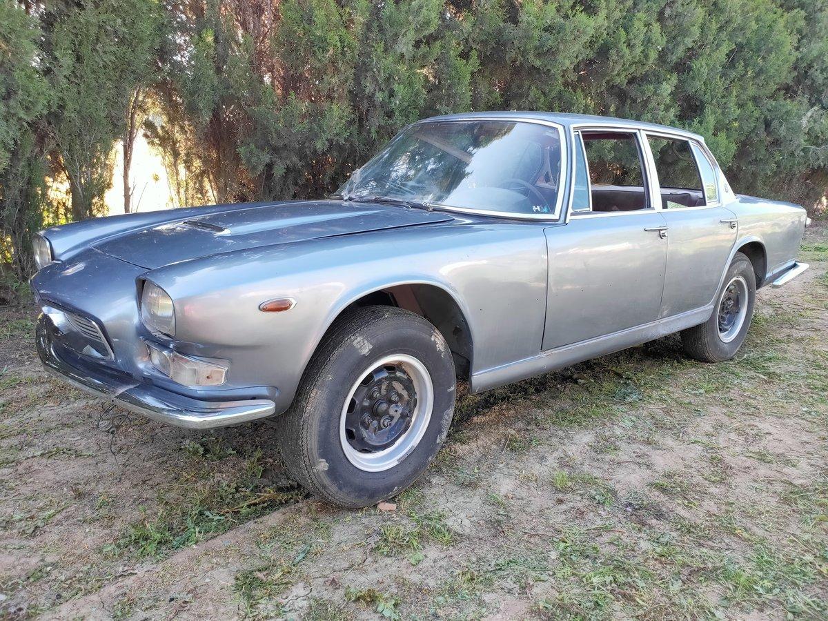 1966 Maserati Quatroporte 1 For Sale (picture 5 of 6)