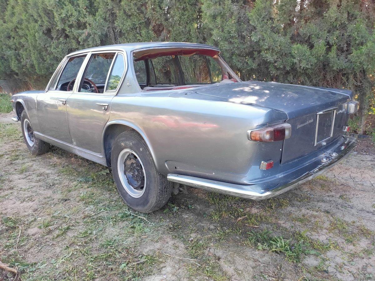 1966 Maserati Quatroporte 1 For Sale (picture 6 of 6)