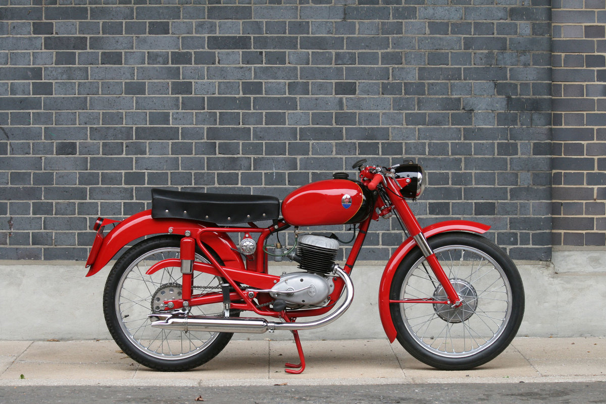 1955 Maserati L/125/T2 Turismo Veloce Motorcycle For Sale (picture 1 of 6)
