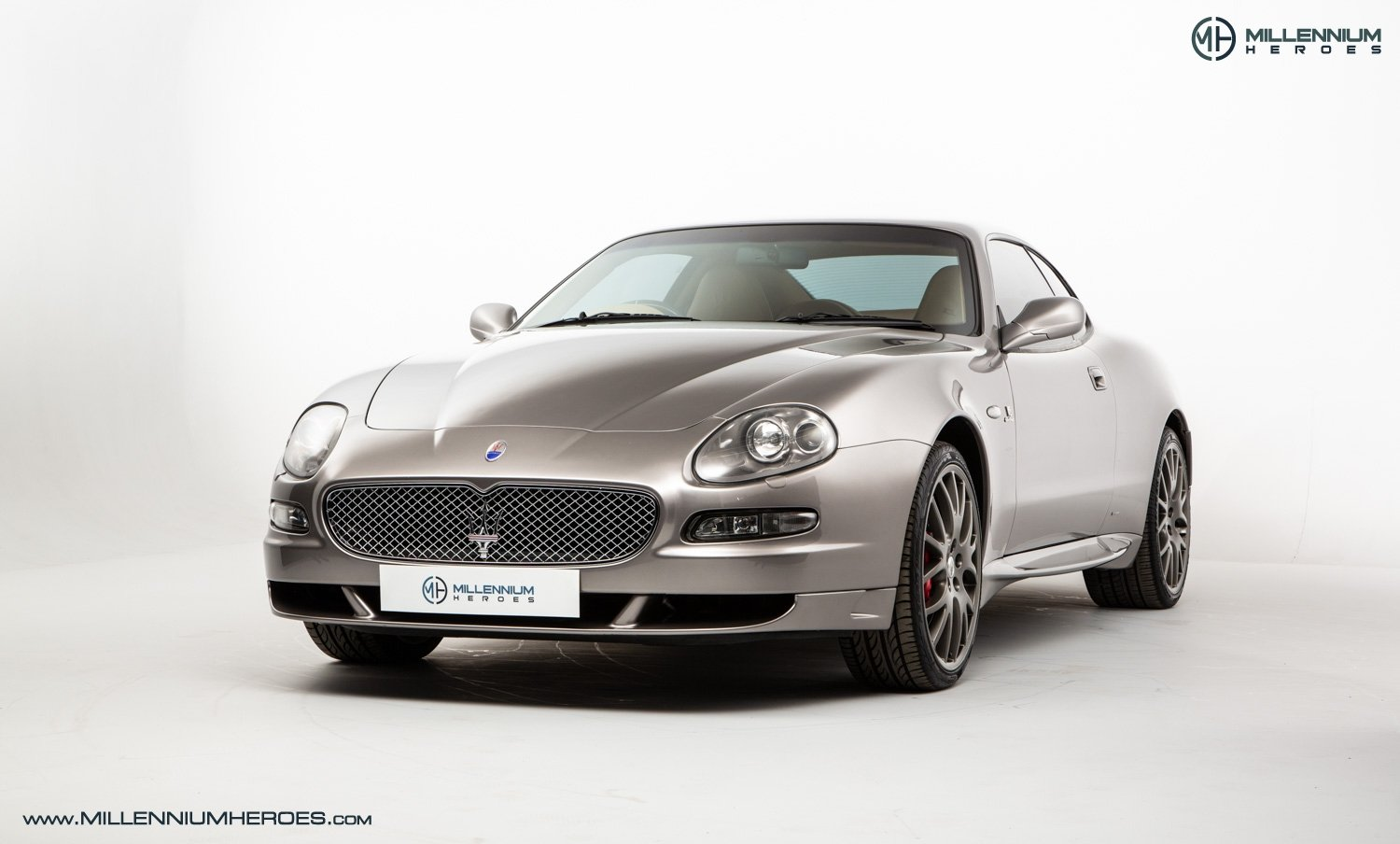 2006 MASERATI COUPE V8 GRANSPORT LE // 44K MILES //  1 OF 107 For Sale (picture 1 of 22)