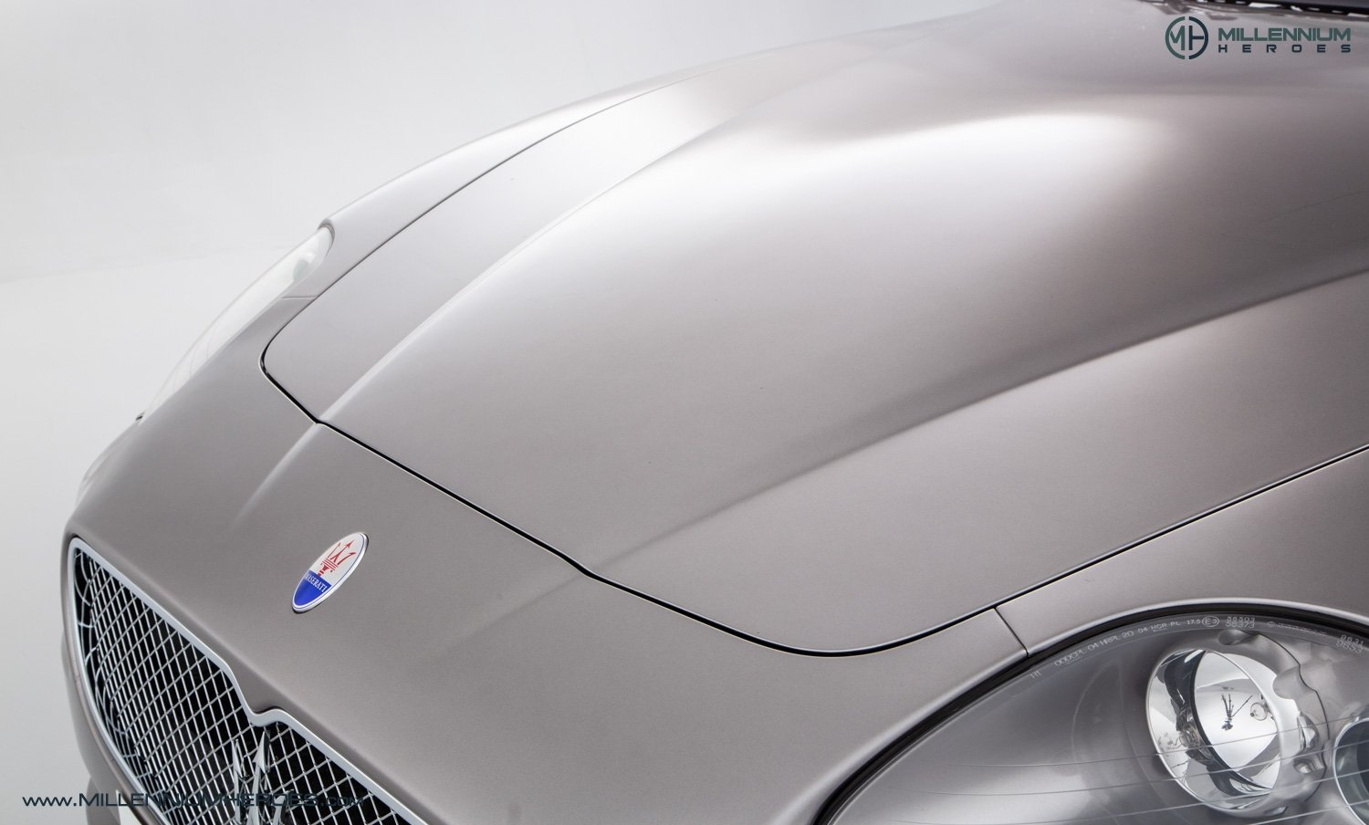 2006 MASERATI COUPE V8 GRANSPORT LE // 44K MILES //  1 OF 107 For Sale (picture 2 of 22)
