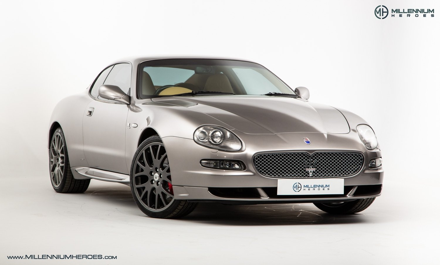 2006 MASERATI COUPE V8 GRANSPORT LE // 44K MILES //  1 OF 107 For Sale (picture 4 of 22)